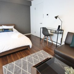 Отель Forest Inn Tenjin Minami Фукуока комната для гостей фото 3