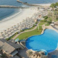 Отель Coral Beach Resort - Sharjah пляж фото 2