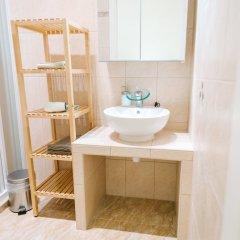 Апартаменты Dfive Apartments - Parlament Residence ванная