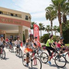 Miramare Beach Hotel Турция, Сиде - 1 отзыв об отеле, цены и фото номеров - забронировать отель Miramare Beach Hotel онлайн спортивное сооружение
