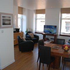 Отель Merchant City Oasis Великобритания, Глазго - отзывы, цены и фото номеров - забронировать отель Merchant City Oasis онлайн комната для гостей фото 4