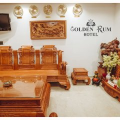 Golden Rum Hotel Далат интерьер отеля фото 2