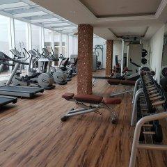 Radisson Blu Hotel, Ajman фитнесс-зал