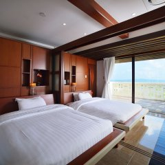 One Suite Hotel & Resort KOURI ISLAND комната для гостей