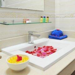 Отель Turquoise Residence by UI Мальдивы, Мале - отзывы, цены и фото номеров - забронировать отель Turquoise Residence by UI онлайн ванная