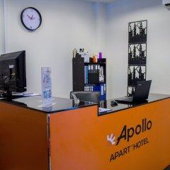 Apollo Apart Hotel интерьер отеля фото 3