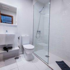 Отель Apartamentos La Farmacia Тарахалехо ванная