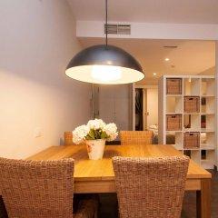 Апартаменты Paralelo Apartments комната для гостей фото 4