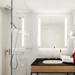 Отель IntercityHotel Braunschweig ванная