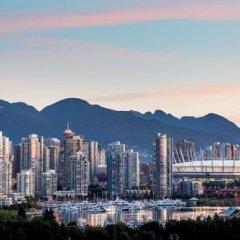 Отель Park Inn & Suites by Radisson, Vancouver Канада, Ванкувер - отзывы, цены и фото номеров - забронировать отель Park Inn & Suites by Radisson, Vancouver онлайн пляж