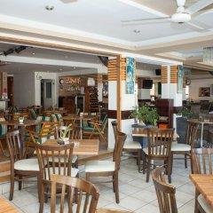 Alecos Hotel Apartments гостиничный бар