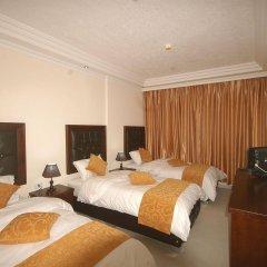 Отель Sharah Mountains Hotel Иордания, Вади-Муса - отзывы, цены и фото номеров - забронировать отель Sharah Mountains Hotel онлайн комната для гостей фото 3