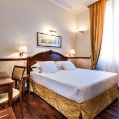 Отель Worldhotel Cristoforo Colombo 4* Номер Комфорт с различными типами кроватей фото 4