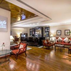 Отель Grand Excelsior Hotel Deira ОАЭ, Дубай - 1 отзыв об отеле, цены и фото номеров - забронировать отель Grand Excelsior Hotel Deira онлайн интерьер отеля фото 2