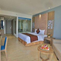 Отель Golden Peak Resort & Spa Вьетнам, Камрань - отзывы, цены и фото номеров - забронировать отель Golden Peak Resort & Spa онлайн комната для гостей фото 3