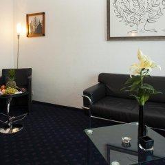 Отель H&S Belmondo Leipzig Airport комната для гостей фото 4