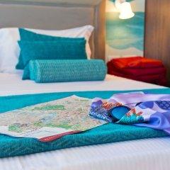 Отель Fly Decò Hotel Италия, Лидо-ди-Остия - отзывы, цены и фото номеров - забронировать отель Fly Decò Hotel онлайн комната для гостей фото 3