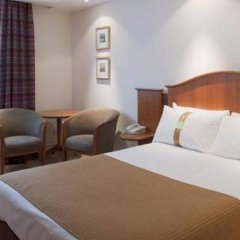 Отель Britannia Airport Inn Manchester Великобритания, Уилмслоу - отзывы, цены и фото номеров - забронировать отель Britannia Airport Inn Manchester онлайн комната для гостей фото 4
