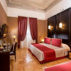 Hotel Morgana Рим комната для гостей фото 5