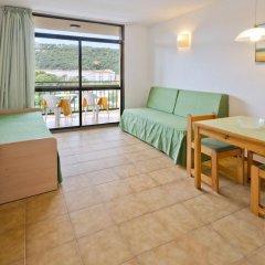 Apart-hotel GHT Tossa Park комната для гостей