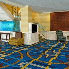 Sheraton Virginia Beach Oceanfront Hotel интерьер отеля фото 3