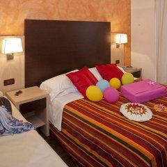 Отель Park Hotel Serena Италия, Римини - 1 отзыв об отеле, цены и фото номеров - забронировать отель Park Hotel Serena онлайн комната для гостей фото 2