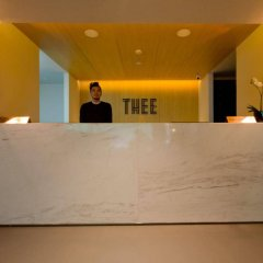 Thee Bangkok Hotel интерьер отеля фото 2