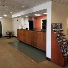 Отель Motel 6 Columbus North/Polaris Колумбус интерьер отеля фото 3