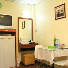 Отель Wendy House Таиланд, Бангкок - отзывы, цены и фото номеров - забронировать отель Wendy House онлайн удобства в номере фото 2
