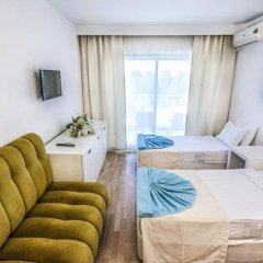Side Ally Hotel - All inclusive комната для гостей фото 5