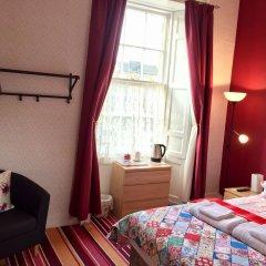Отель 16 Pilrig Guest House Великобритания, Эдинбург - отзывы, цены и фото номеров - забронировать отель 16 Pilrig Guest House онлайн комната для гостей фото 2
