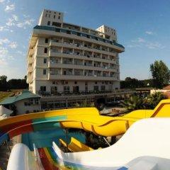 Belkon Club Hotel пляж