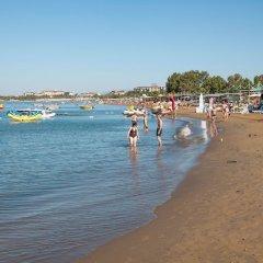 Dosi Hotel Турция, Сиде - отзывы, цены и фото номеров - забронировать отель Dosi Hotel - All Inclusive онлайн пляж фото 2