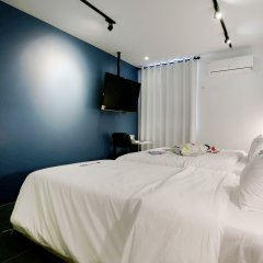 Отель KOTEL YAJA sadang art gallery комната для гостей фото 5