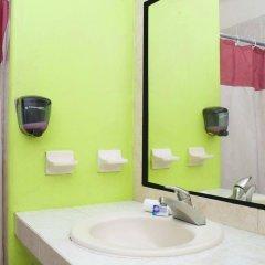 Отель Sahara Мексика, Плая-дель-Кармен - отзывы, цены и фото номеров - забронировать отель Sahara онлайн ванная фото 2