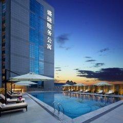 Отель Somerset Software Park Xiamen Китай, Сямынь - отзывы, цены и фото номеров - забронировать отель Somerset Software Park Xiamen онлайн бассейн