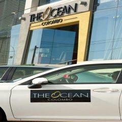 Отель The Ocean Colombo городской автобус