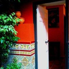 Отель Al Andalus Jerez Испания, Херес-де-ла-Фронтера - отзывы, цены и фото номеров - забронировать отель Al Andalus Jerez онлайн балкон