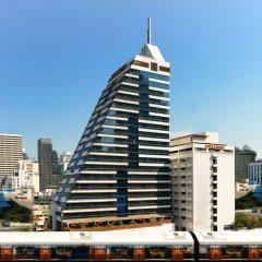Boulevard Hotel Bangkok Бангкок балкон