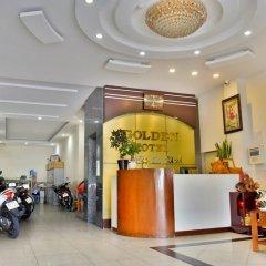 Отель Golden Hotel Вьетнам, Вунгтау - отзывы, цены и фото номеров - забронировать отель Golden Hotel онлайн интерьер отеля фото 2