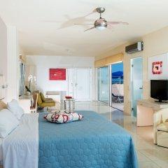 Отель Matheo Villas & Suites Греция, Малия - отзывы, цены и фото номеров - забронировать отель Matheo Villas & Suites онлайн комната для гостей фото 4