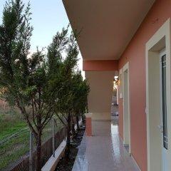 Отель Arillas Dream Studios балкон