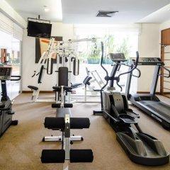 Отель Centre Point Saladaeng Бангкок фитнесс-зал