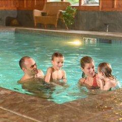 Отель Lake Quinault Lodge Куинолт бассейн