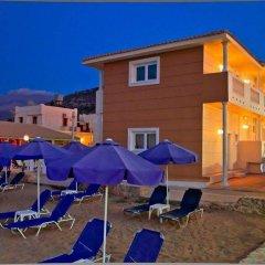 Отель Matamy Beach пляж