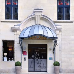 Qualys Le Londres Hotel Et Appartments Сомюр фото 7