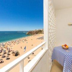 Отель Sol e Mar Португалия, Албуфейра - 1 отзыв об отеле, цены и фото номеров - забронировать отель Sol e Mar онлайн балкон