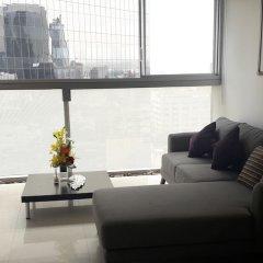 Отель Reforma Luxury Living 222 Depto 1009 Мехико комната для гостей