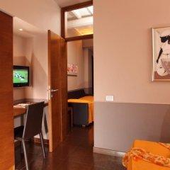 Hotel Condotti 3* Стандартный номер с различными типами кроватей фото 7
