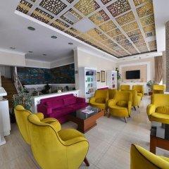 Grand Saatcioglu Hotel Турция, Аксарай - отзывы, цены и фото номеров - забронировать отель Grand Saatcioglu Hotel онлайн интерьер отеля фото 3